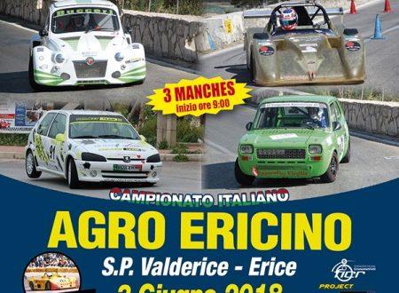 La 16° edizione Slalom dell'Agro Ericino apre le iscrizioni.