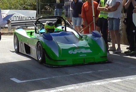 Michele Puglisi conquista il podio a Sciacca.