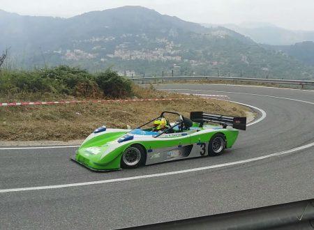 Michele Puglisi ancora sul podio al 23° Slalom Rocca Novara.