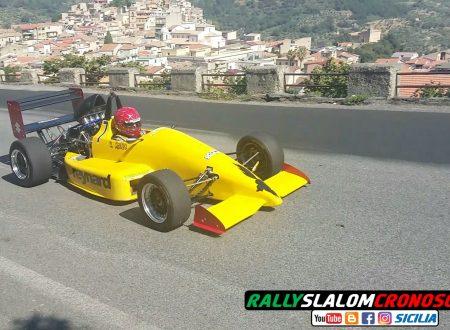 Miano Rosario sul podio allo Slalom San Piero Patti.