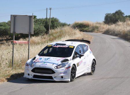 L'equipaggio Di Benedetto - Longo vince il Rally dei Templi.