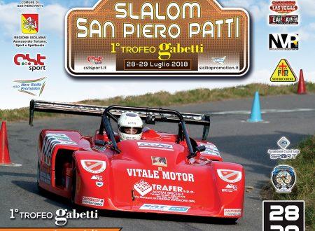 Iscrizioni in chiusura per lo Slalom San Piero Patti.