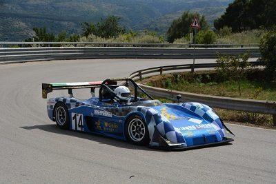 Antonio Lastrina vince il 1°Slalom Quota Mille.