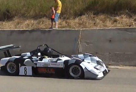 Alberto Macaluso vince il 10°Autoslalom Fonti Scillato.