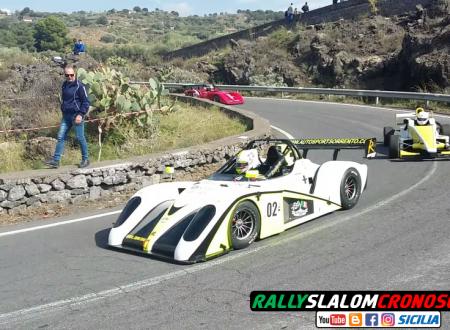 Schillace vince il 2°Slalom dell'Etna.
