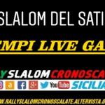 Tempi Live - 3^ Slalom del Satiro.