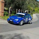 L'equipaggio Lo Cascio - Castelli vince il 3 Rally di Cefalù.