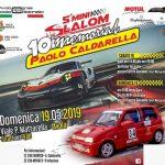 Ritorna il 5^ mini Slalom 10^Memorial Paolo Caldarella.