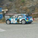 L'equipaggio Riolo - Rappa vince il 16° Rally del Tirreno.