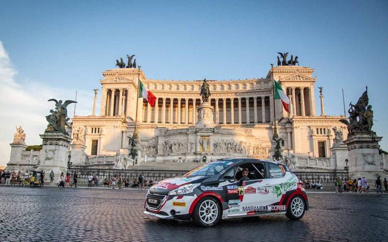 Iscrizioni in chiusura per il Rally Roma Capitale.