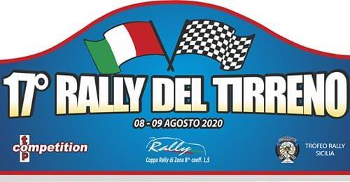 Tempi Live 17° Rally del Tirreno 2020.