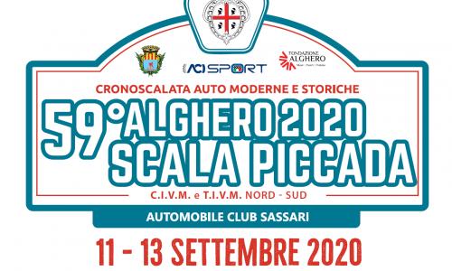 Elenco Iscritti 59° Alghero-Scala Piccada.