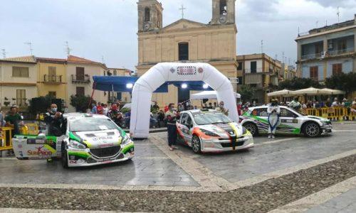 L'equipaggio Lombardo – Spanò vince il CRZ alla 104° Targa Florio.