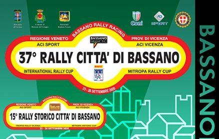 Tempi Live 37° Rally Città di Bassano.