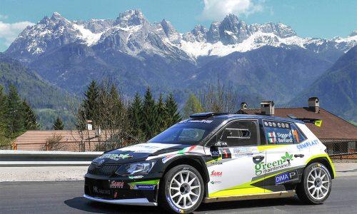 Il 5° Dolomiti Rally va al 10-11 Ottobre 2020.