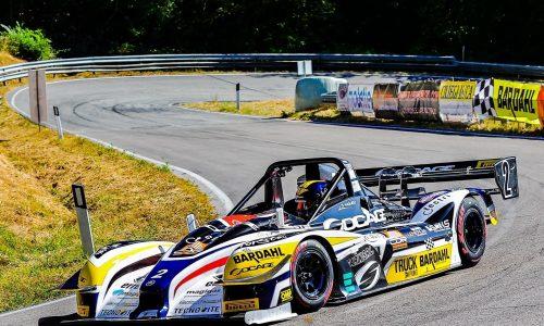 Faggioli Simone sul podio alla 59° Alghero – Scala Piccada.