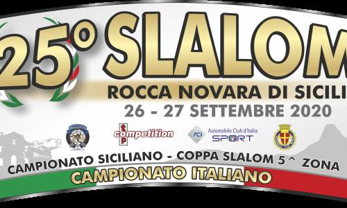 Elenco iscritti 25° Slalom Rocca di Novara.