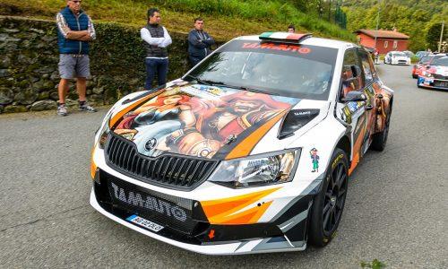Il 27° Rally del Rubinetto al via con 146 equipaggi.