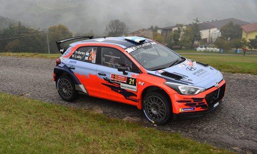 L'equipaggio Huttunen – Lukka vince il 38° Rally Due Valli.