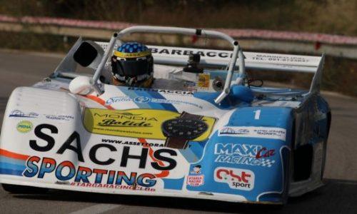 Totò Riolo vince la 62°esima Monte Erice Autostoriche.