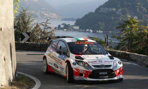Iscrizioni in chiusura per il 39° Rally Trofeo Aci Como.