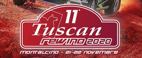 Tempi Live 11°esimo Rally Tuscan Rewind.