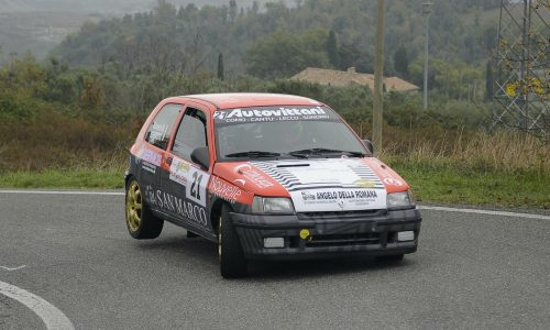 L'equipaggio Gianesini – Bergonzi vince il 7° Rally Day di Pomarance.