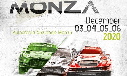 Elenco iscritti Aci Rally Monza 7°round FIA World Rally Championship.