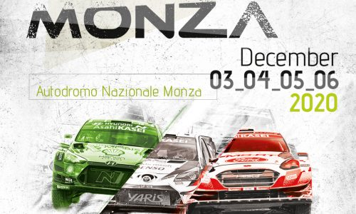Si avvicina l'Aci Rally Monza 7°round FIA World Rally Championship.