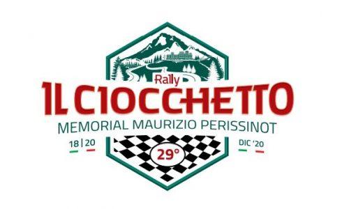 Elenco Iscritti 29°esimo Rally Il Ciocchetto.