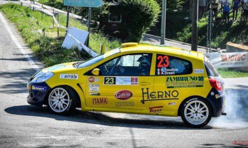 Il Rally del Grappolo aprirà la Coppa Rally di Zona 1.