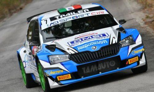 Calendario serie tricolori Rally 2021.