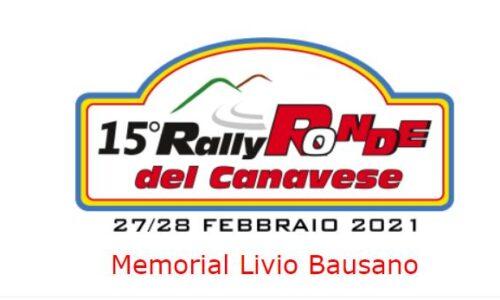 Tempi Live 15°esimo Ronde del Canavese.