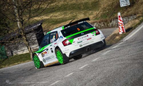 Il 36°esimo Rally Bellunese va al 17-18 Aprile.