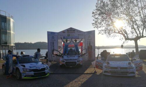 L'equipaggio De Tommaso – Bizzocchi conquista il 29° Rally dei Laghi.