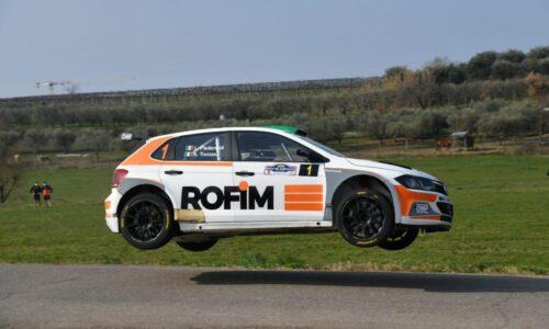L'equipaggio Pedersoli – Tomasi vince il Rally del Bardolino.