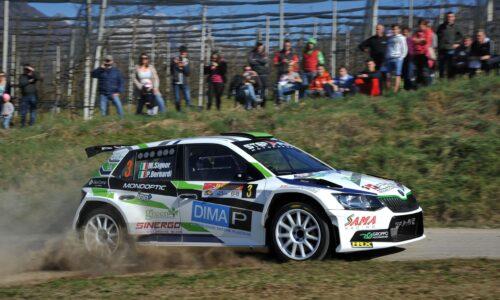 Tra un mese la 36°esima edizione del Rally Bellunese.