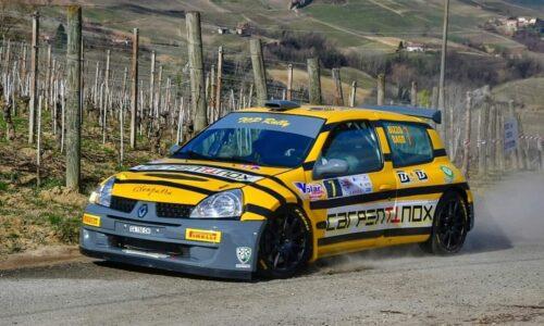 Iscrizioni in chiusura per il 4° Rally Vigneti Monferrini.