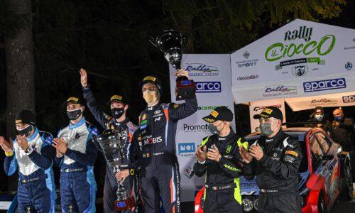 L'equipaggio Neuville – Widaeghe conquista il 44° Rally Il Ciocco.