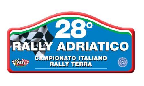 Elenco Iscritti 28°esimo Rally Adriatico.