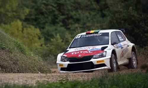 Il 28°esimo Rally Adriatico al 23-24 Aprile.