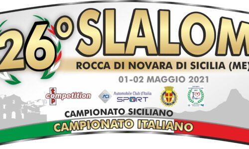 Elenco Iscritti 26° Slalom Rocca Novara.