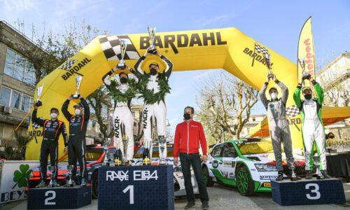 L'equipaggio Pedersoli – Tomasi vince il 54° Rallye Elba.