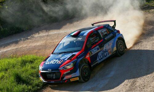 Scandola – D'Amore vincono il 28° Rally Adriatico.