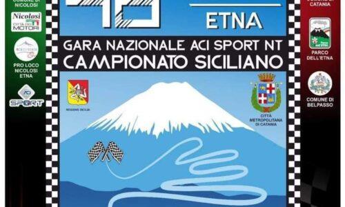 Elenco Iscritti 46°esima Cronoscalata Catania – Etna.