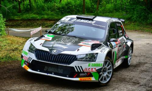 L'equipaggio Chentre – Florean vince il 5° Rally Il Grappolo.