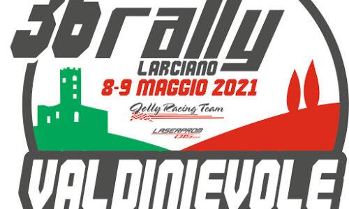 Elenco Iscritti 36° Rally della Valdinievole e Montalbano.