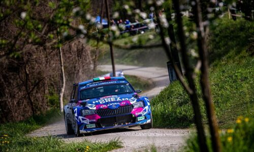 Miele – Beltrame conquistano il 36° Rally Valdinievole e Montalbano.