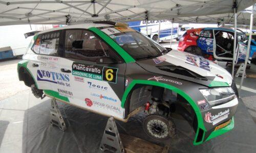 L'equipaggio Avbelj – Andrejka vince il 34° Rally Piancavallo.