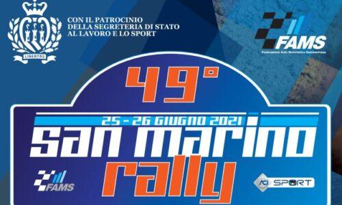 Tempi Live 49°esimo San Marino Rally.